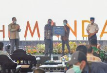 "Photo of Pameran KKI bertajuk ""Eksotisme Lombok"" di KEK Mandalika perkenalkan Produk UMKM Lokal"