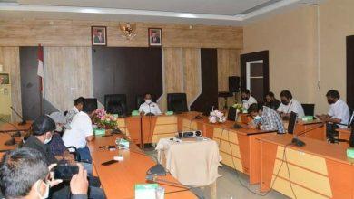 Photo of DPRD NTB terima Aspirasi LAMSIDA terkait Tata Kelola APBD 2020