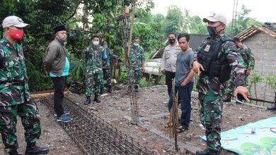 Photo of Tak Sesuai Spesifikasi, Dandim Loteng Bongkar Tiga Unit RTG