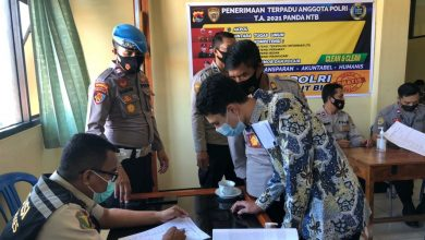 Photo of Animo Masyarakat Kota Bima NTB Menjadi Anggota Polisi cukup Tinggi