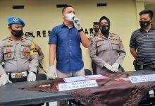 Photo of Pengedar Sabu Modus Jualan Bakso Bakar di Tangkap Resnarkoba Polresta Mataram
