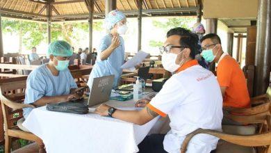 Photo of Tak Mau Disalahkan terkait Vaksinasi Pelaku Pariwisata, Dinkes NTB : Ada Giliran, Mulai dari Kila Hotel Senggigi