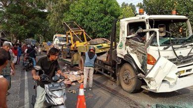 Photo of Terjadi Kecelakaan Beruntun di Jurang Jaler Loteng, Satu Pengendara Meninggal di Tempat