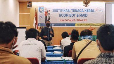Photo of Tingkatkan SDM, Room Boy dan Room Maid di Lombok Barat Ikuti Uji Kompetensi