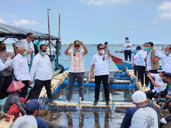 Diskanlut NTB Dorong Nelayan Ramah Lingkungan, Taati Aturan