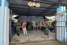 Photo of TNI-Polri Jaga Ketat Setiap Gereja Menjelang Paskah di Loteng