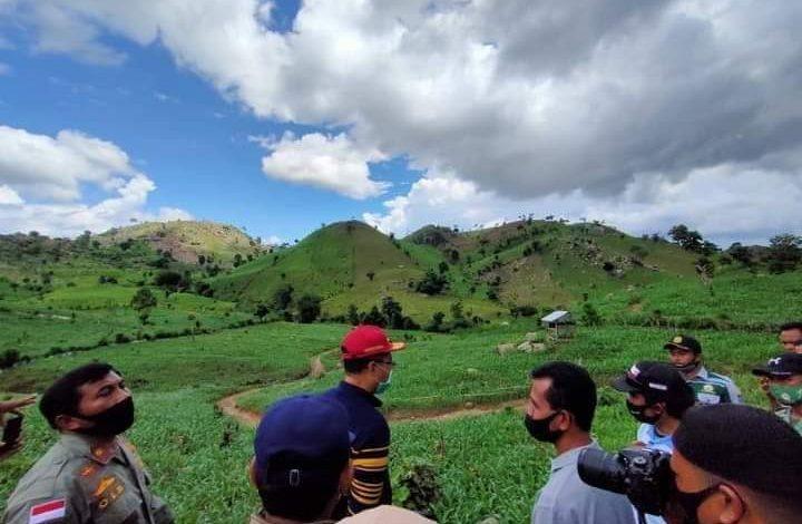 Doni Monardo sebut Banjir Bandang di Bima akibat Alih Fungsi Hutan