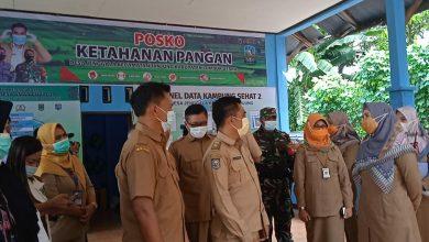 Photo of Wagub Tinjau Posko Ketahanan Pangan Terintegrasi dengan Posko PPKM Mikro di Jenggala