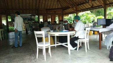 Photo of Dunia Pariwisata Mati Suri, Villa Sempiak Selong Belanak Vaksin 120 Karyawan