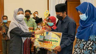 Photo of Kafilah Lombok Tengah Juara Umum pada STQ XXVI Tingkat Provinsi NTB