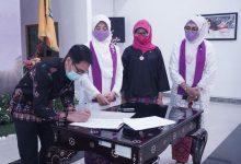 Photo of Istri Gubernur NTB Dilantik sebagai Ketua Organisasi yang Mendukung Kesehatan Ibu