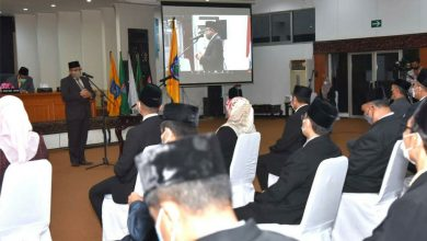 Photo of Sebanyak 606 Pejabat Eselon II, III dan IV Lingkup Pemprov NTB Dirotasi