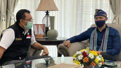 Photo of Bertemu Dr Zul, AHY: ke NTB untuk Konsolidasi Soliditas Kader Partai Demokrat