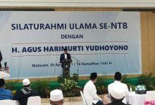 Photo of AHY minta Doa dan Restu Tokoh Alim Ulama NTB