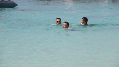 Photo of Menparekraf Berenang sambil Nikmati Keindahan Spot air Laut 3 Gili di Lombok