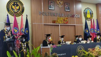 Photo of Dies Natalis ke-5 Poltekpar Lombok, Bangun Kolaborasi SDM Handal