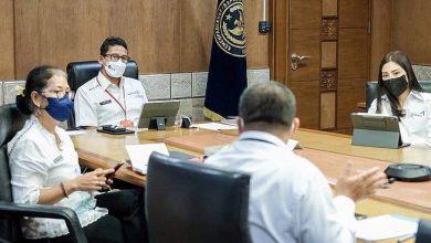 Photo of Menparekraf Tindaklanjuti hasil Kunjungan ke Lombok, Langsung Rapat Pimpinan