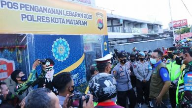 Photo of Kunjungi Pos Pengamanan Lebaran, Gubernur NTB: Tetap Disiplin agar Idul Fitri Menyenangkan