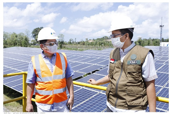 Menteri PPN Pengembangan Investasi di NTB, harus Didukung Ketersediaan Energi