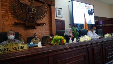 Photo of DPRD NTB Berikan Rekomendasi terhadap LKPJ APBD Gubernur TA 2020