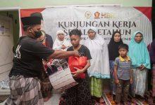 Photo of Penghujung Ramadan, HBK PEDULI Bagikan Ribuan Sembako